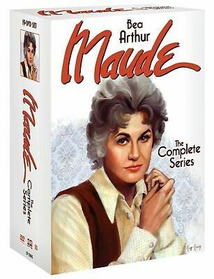 MAUDE The Complete Series, NEW Box Set with Commemorative Book!  *U.S. SELLER*