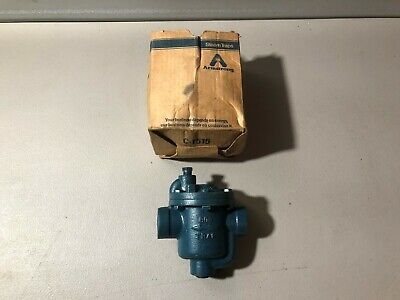 New In Box Armstrong Model 800 1/2'' 80 Psig Steam Trap