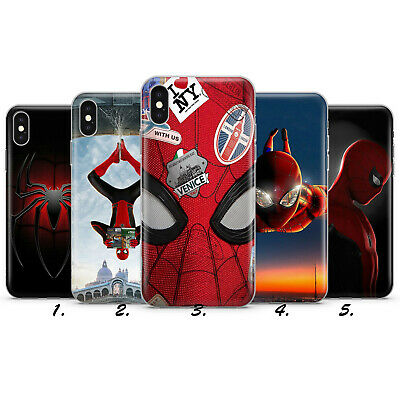 Spiderman Far From Home Marvel 2019 Phone Case Cover Iphone 5 6 7 8 X Xs Max Xr