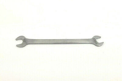 """EASCO 65122 11/16"""" x 5/8"""" Open End wrench """"Made In USA"""""""