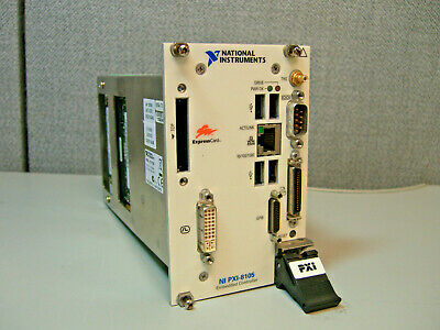 National Instruments NI PXI-8105 Embedded Controller 192893A-712