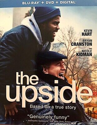 The Upside,(Blu-Ray/DVD/Digital,2019)