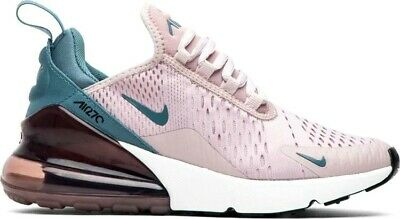 6060c1bc56 WOMEN'S NIKE AIR Max 270 Shoes Barley Rose PINK Vintage Wine AH6789 ...
