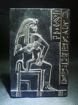 EGYPTIAN ANTIQUE ANTIQUITIES Stela Stele Stelae 1549-1329 BC