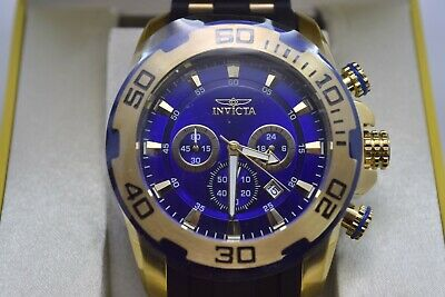 Invicta Pro Diver 22313 Stainless Steel Quartz with Silicone Strap Men's Watch