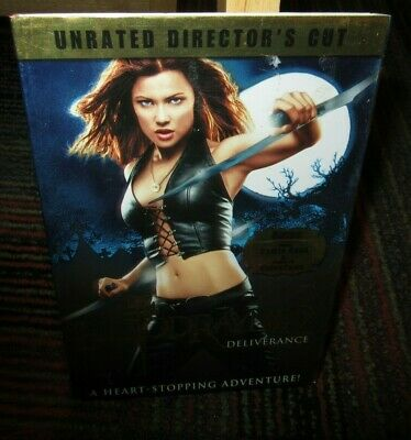Bloodrayne 2 Deliverance Unrated Director S Cut Dvd New