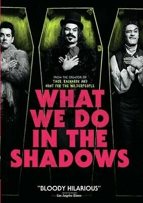 What We Do In The Shadows 889845943143 (DVD Used Very Good)