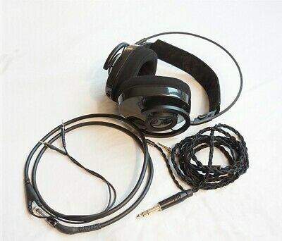 AudioQuest NightOwl Over-Ear Headphones—With Additional Cable