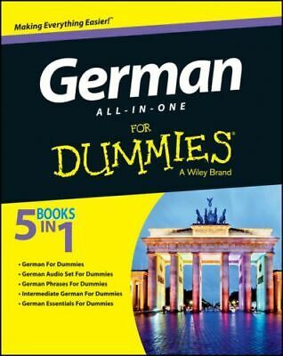 German All-in-One For Dummies by Foster W. *PDF Version*
