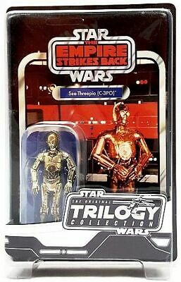 Star Wars Original Trilogy Collection Empire Strikes Back C-3PO Figure