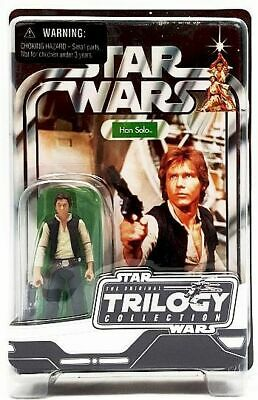 Star Wars Original Trilogy Collection A New Hope Han Solo Figure