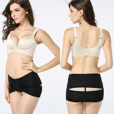 Pelvis Correction Belt Hip-up Waist Correction Women Postpartum Belly Wrap Belt