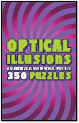 Optical Illusions and Puzzles, , Good Condition Book, ISBN 9781445493367