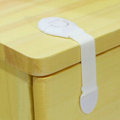 6* Toddler Baby Kids Child Safety Lock For Draw Cupboard Cabinet Fridg CGM