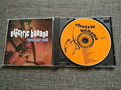 CD THE ELECTRIC BANANA - Blows your mind - london - carnabeat - rare
