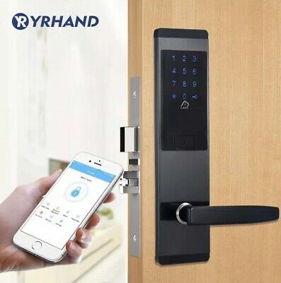 New 2019 High Security Touch pad Lock. Air B&B, Home and Apartments