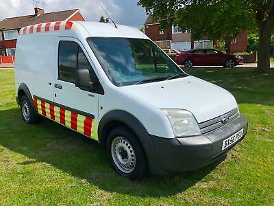 Ford Transit Connect 1.8TDCi LWB. HIGH ROOF. SERVICE HISTORY PRINT OUT. NO VAT.