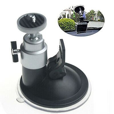 Metal Windshield Suction Cup Mount/Holder for Car Dash Cam DVR Video Camera