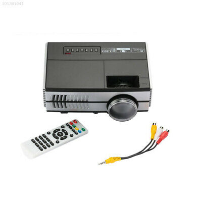 DCEE 1080P HD Mini Projector Theater Indoor Portable LED Video Projector
