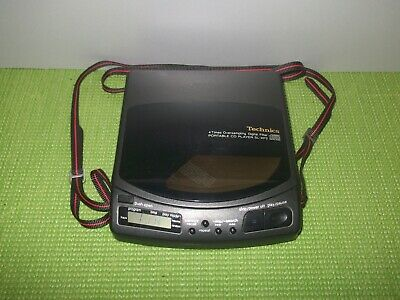 Vintage Retro Technics SL-XP2 Portable CD Player Discman