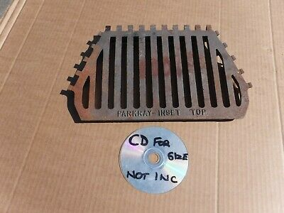 Parkray   Inset  Grate.   D2.  Unused.      Free  Delivery