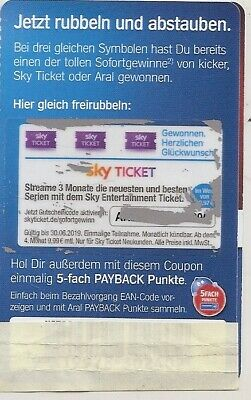 Streame 3 Monate Serien mit dem Sky Entertainment Ticket im Wert von 29,97 € !!!