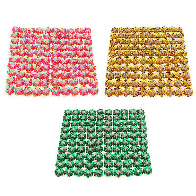 300 Pieces Flower Loose Sequins Paillettes with Hole for Dress Sewing Craft