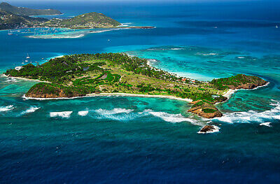 Palm Island Resort & Spa in The Grenadines - 7 Night All-Inclusive Hotel Stay