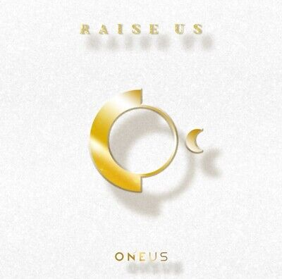 ONEUS 2nd Mini Album [RAISE US] Twilight CD+Booklet+8p Lyrics+Postcard+Photocard
