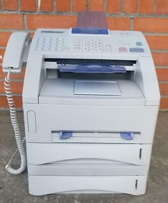 Brother Intellifax 4100 Business Class Laser Fax Extra Tray