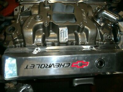 SMALL BLOCK CHEVY 427, 500+ HP, Stack (EFI) Fuel Injection