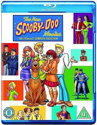 The New Scooby-Doo Movies: The (Almost) Complete Collection [2019] (Blu-ray)