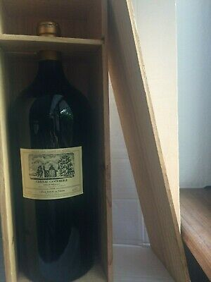 1988  Chateau Cantemerle  Grand Cru Classé     6 Ltr.  in Orig. Holzkiste