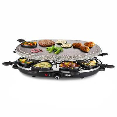 Pierrade-Raclette Princess Stone Grill Party 162720