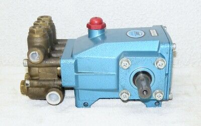 CAT PUMPS Industrial Triplex 5CP5120 Pump, 5 GPM, 100 To 3000 PSI, 1415 RPM