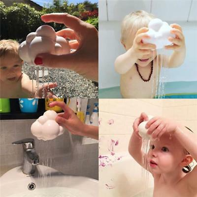 Baby Bath Toy Early Educational Bath Play Water Spray Funnel Cloud Rainbow Shan