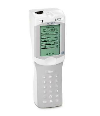 Abbott i-STAT® 1 Analyzer with Printer and Simulator (Totally new in its box)