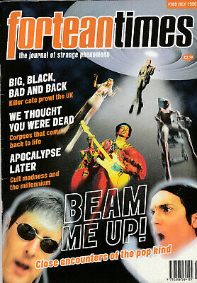 FORTEAN TIMES Magazine July 1996 - Beam Me Up!
