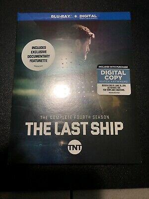The Last Ship: The Complete Fourth Season [New Blu-ray] Ac-3/Dolby Digital, Do