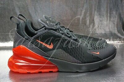 MENS NIKE AIR Max 270 Running Shoes Trainers Off Noir