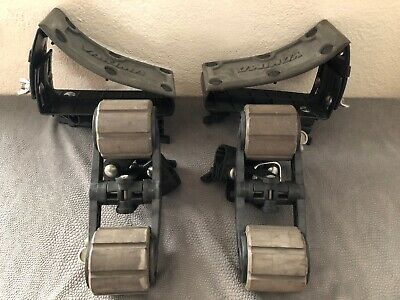 YAKIMA Hully Rollers & TLC Saddles w/ Mighty Mount KAYAK Canoe Boat ROOF RACK #A