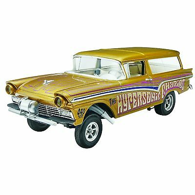 Revell '57 Ford Gasser Wagon 2 'n 1 1/25 scale model car kit new 4396