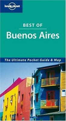 Buenos Aires (Lonely Planet Best of ...), Palmerlee, Danny, Good Condition Book,