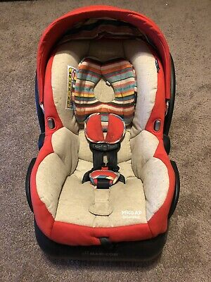 Maxi Cosi Bohemian Red Car seat (pre-owned)