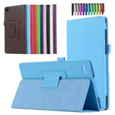 For Lenovo Tab 4 7 Essential TB-7304F/I/X Smart PU Leather Flip Stand Case Cover