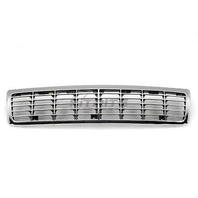 New Front Bumper Face Bar Chrome Fits Caprice Impala Parisienne Safari GM1002156