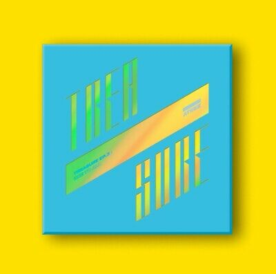 ATEEZ TREASURE EP.3 : One To All Wave Ver CD+P.Book+P.Card+Post+Sticker+F.Poster