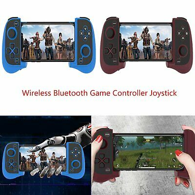 Wireless Bluetooth PUBG Phone Game Controller Joystick Gamepad + Charging Cable