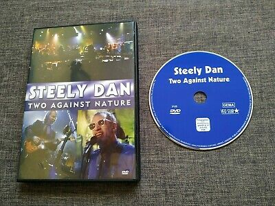 DVD STEELY DAN - Two against nature - 14 videos - germany - rare