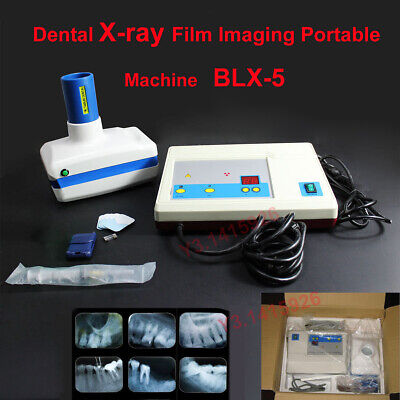 Dental Handheld X-Ray Unit Equipment Portable Digital Film Imaging Machine BLX-5